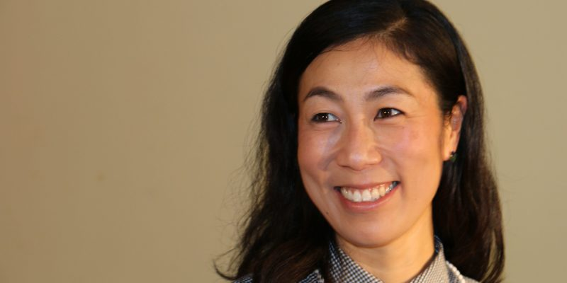 Quick Fire with The Flames Guest Artist Aya Kobayashi