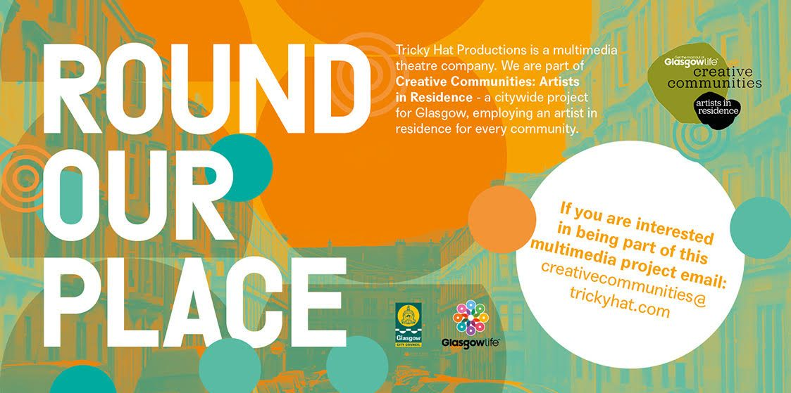 Creative Communities 2021 – Artists in Residence